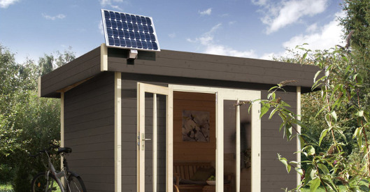 solaranlage gartenhaus planen my blog. Black Bedroom Furniture Sets. Home Design Ideas